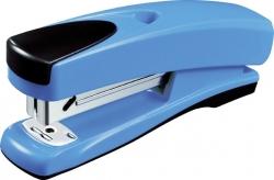 Heftgeräte aus Kunststoff - 20 Blatt, blau
