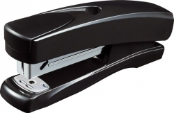 Heftgeräte aus Kunststoff - 20 Blatt, schwarz