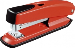 Heftgeräte aus Metall - 20 Blatt, rot