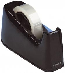 Tischabroller - für Rollen bis 25 mm x 66 m, schwarz