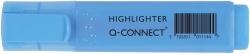 Textmarker, ca. 2 - 5 mm, blau