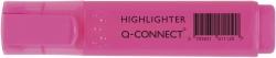 Textmarker, ca. 2 - 5 mm, rosa