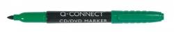 CD/DVD Marker - permanent, ca. 1 mm, grün