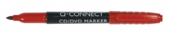 CD/DVD Marker - permanent, ca. 1 mm, rot