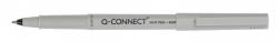 Faserschreiber, non-permanent, ca. 0,5 mm (F), schwarz