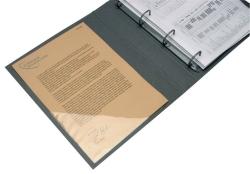 Dreiecktaschen - 15 x 15 cm, sk, transparent, 10 Stück