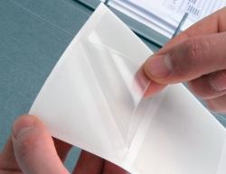 Dokumententaschen - A6 (10,5 x 14,8 cm), 10 Stück
