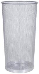 Schirmständer Metalldraht - silber