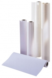 CAD-Plotterpapier - 914 mm x 50 m, 80 g/qm, Kern-Ø 5,08 cm, 4 Rollen