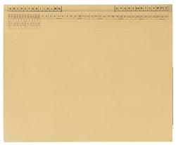 Kanzleihefter B ungefalzt - Rechtsheftung/Linksheftung, 1 Tasche, 1 Abheftvorrichtung, chamois