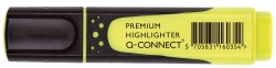 Textmarker Premium - ca. 2 - 5 mm Premium - gelb