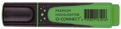 Textmarker, ca. 2 - 5 mm, dunkelgrün