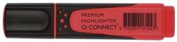 Textmarker, ca. 2 - 5 mm, rot