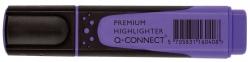 Textmarker Premium - ca. 2 - 5 mm Premium - lila