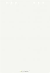 Flipchart-Block- 68 x 99 cm, blanko, 20 Blatt
