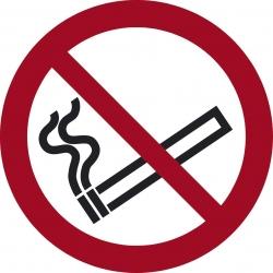 Schild Rauchverbot selbstklebend