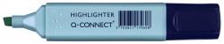 Textmarker - ca. 1,5 - 2 mm, pastell blau