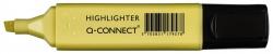 Textmarker - ca. 1,5 - 2 mm, pastell gelb