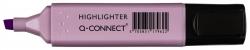 Textmarker - ca. 1,5 - 2 mm, pastell violett