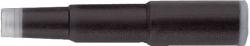 Tintenpatrone 6 Stück schwarz