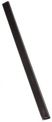 Klemmschienen - A4, 30 Blatt, schwarz, 10 Stück