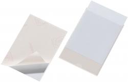 Selbstklebetasche POCKETFIX® - 148x105 mm, seitlich offen, transparent, 10 Stück