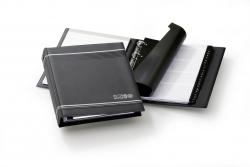 Telefonringbuch TELINDEX® - A5, 175 x 230 mm, anthrazit