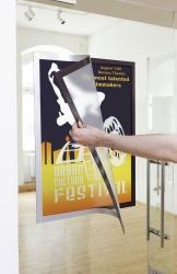 Magnetrahmen DURAFRAME® POSTER 50x70 silber
