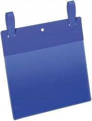 Kennzeichnungstasche für Gitterboxen - A5 quer, 50 Stück