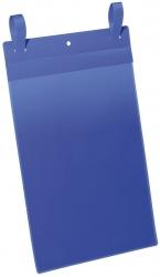 Kennzeichnungstasche für Gitterboxen - A4 hoch, 50 Stück