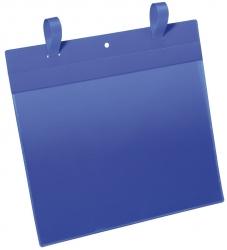 Kennzeichnungstasche für Gitterboxen - A4 quer, 50 Stück