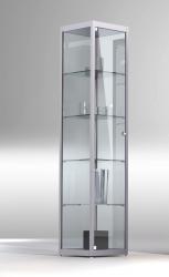 Ausstellungs- und Sammlervitrinen INSIDE-050 Säulenvitrine