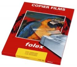 OHP-Kopier- und Druckerfolien Standard Universal X-10.0 - A4, 0,10 mm, 100 Folien
