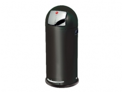 KickMaxx®  50 - 50 Liter, matt schwarz