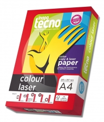 colour laser - A4, 160 g/qm, weiß, 250 Blatt
