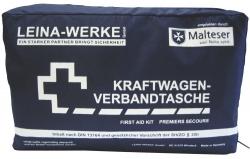 KFZ-Verbandtaschen Compact - schwarz