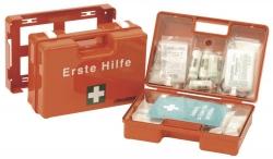 Erste-Hilfe-Koffer SAN - DIN 13169 - orange