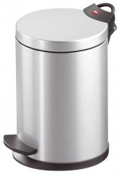 Tret-Kosmetikeimer T2.4 - 4 Liter, silber