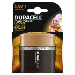 Batterien PLUS POWER Alkaline - Flachbatterie/3R12, 4,5 V