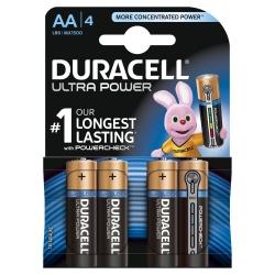 Batterien ULTRA POWER Alkaline - Mignon/LR6/AA, 1,5 V