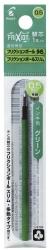 Tintenrollermine FriXion 4 - grün, 1 Stück im Etui