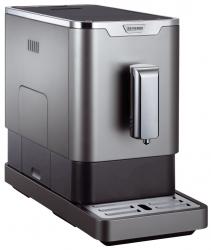 Kaffeevollautomat  grau/schwarz