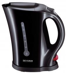 Wasserkocher - 1,7 Liter, schwarz